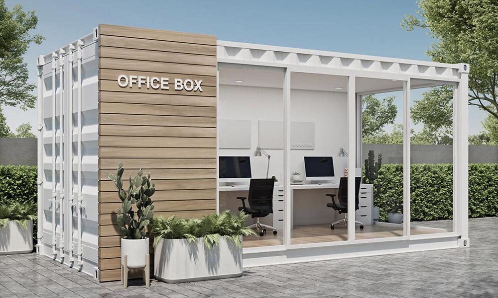 Continentis espace modulaire pour bureau
